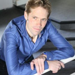 Pianist Bas Verheijden